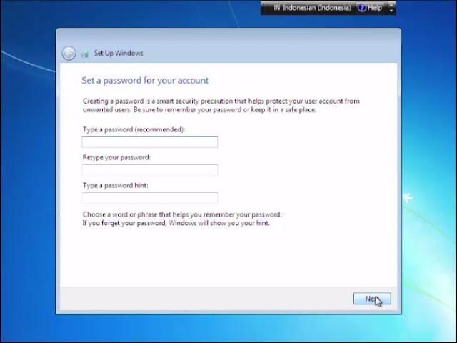 Cara install Windows 7 dengan Flashdisk tanpa kehilangan data 11