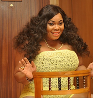 Chinyere Wilfred shares new photos to celebrate her birthday today