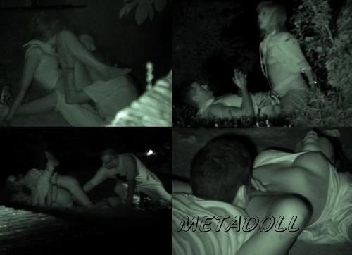 Erotic Fotos security camera sex on tape