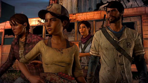 The Walking Dead Season Three Mod Apk