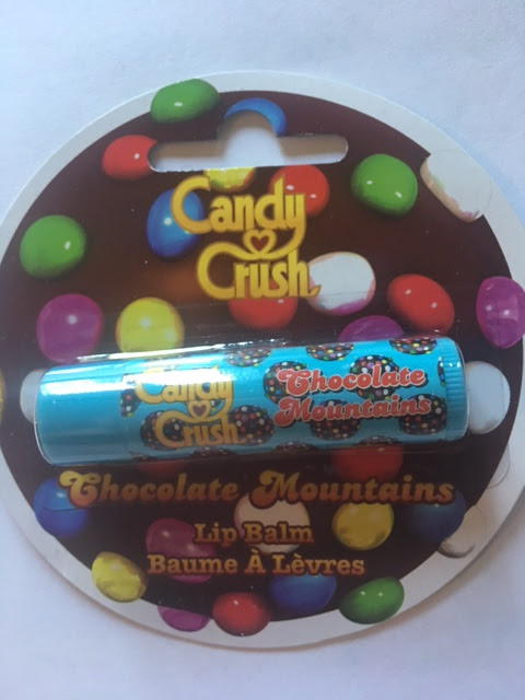 Candy Crush lip balms from Primark #review