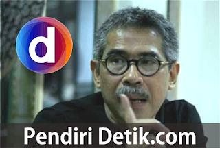 CEO Detik.com - Portal berita