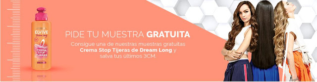 muestra elvive dream long stop tijeras
