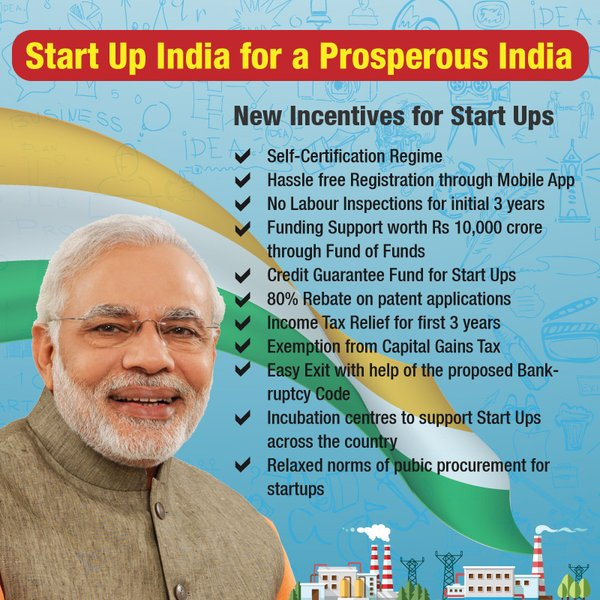 startup India action plans