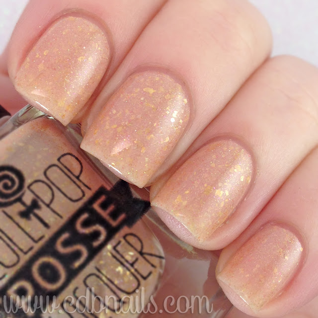 Lollipop Posse Lacquer-Cookies! I Can't Wait to Toss Them