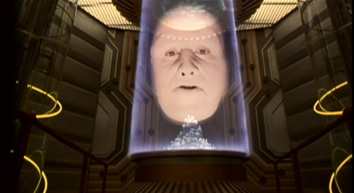 MMPR Movie Zordon