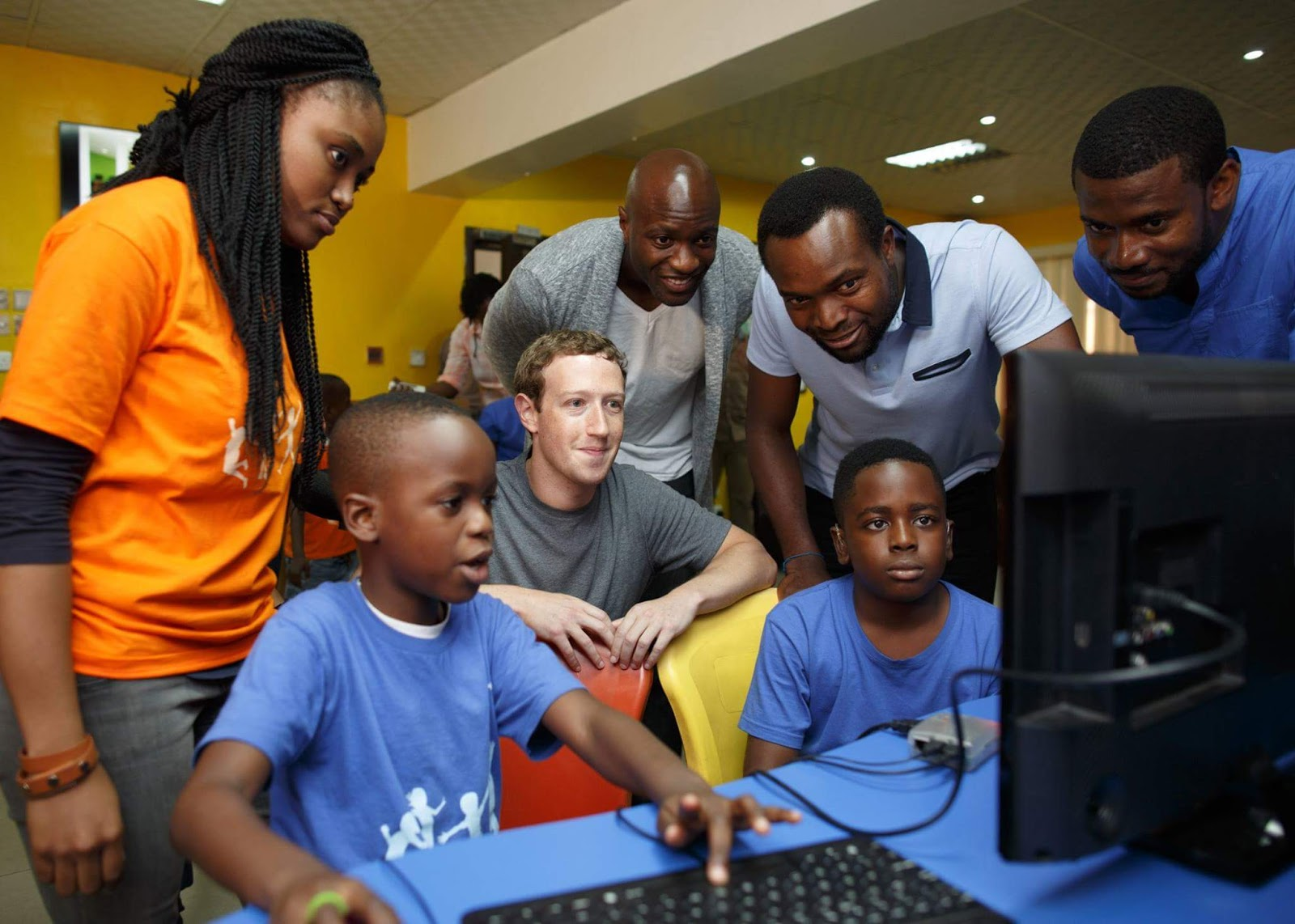 LONDON, United Kingdom, August 30, 2016/ -- Facebook (NASDAQ:FB) (http://www.Facebook.com) CEO Mark Zuckerberg is visiting Nigeria this week on his first trip to Africa, using his time in the country to visit the Yaba technology hub in Lagos, meet with developers and partners, and explore Nollywood.
