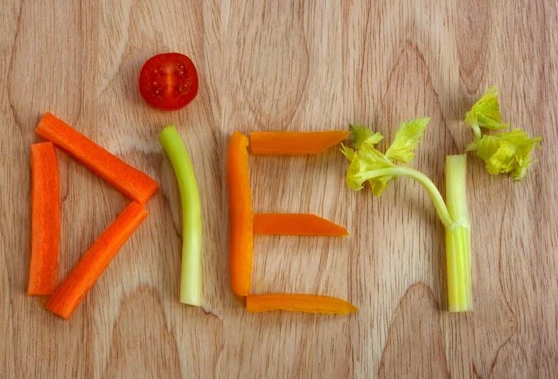 diet harian seimbang untuk kurus
