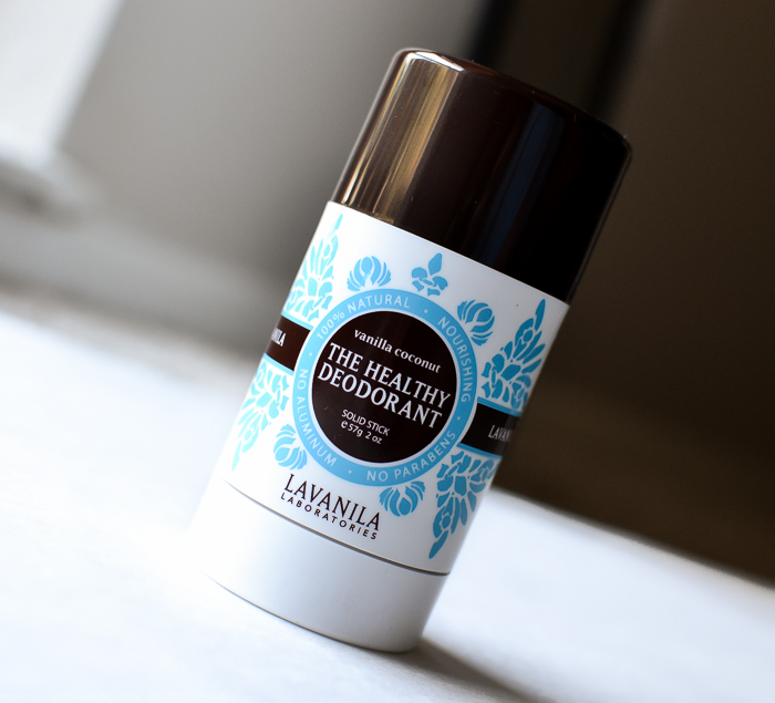 Lavanila Vanilla-Coconut Healthy Deodorant Natural Solid Stick Roll On - Review
