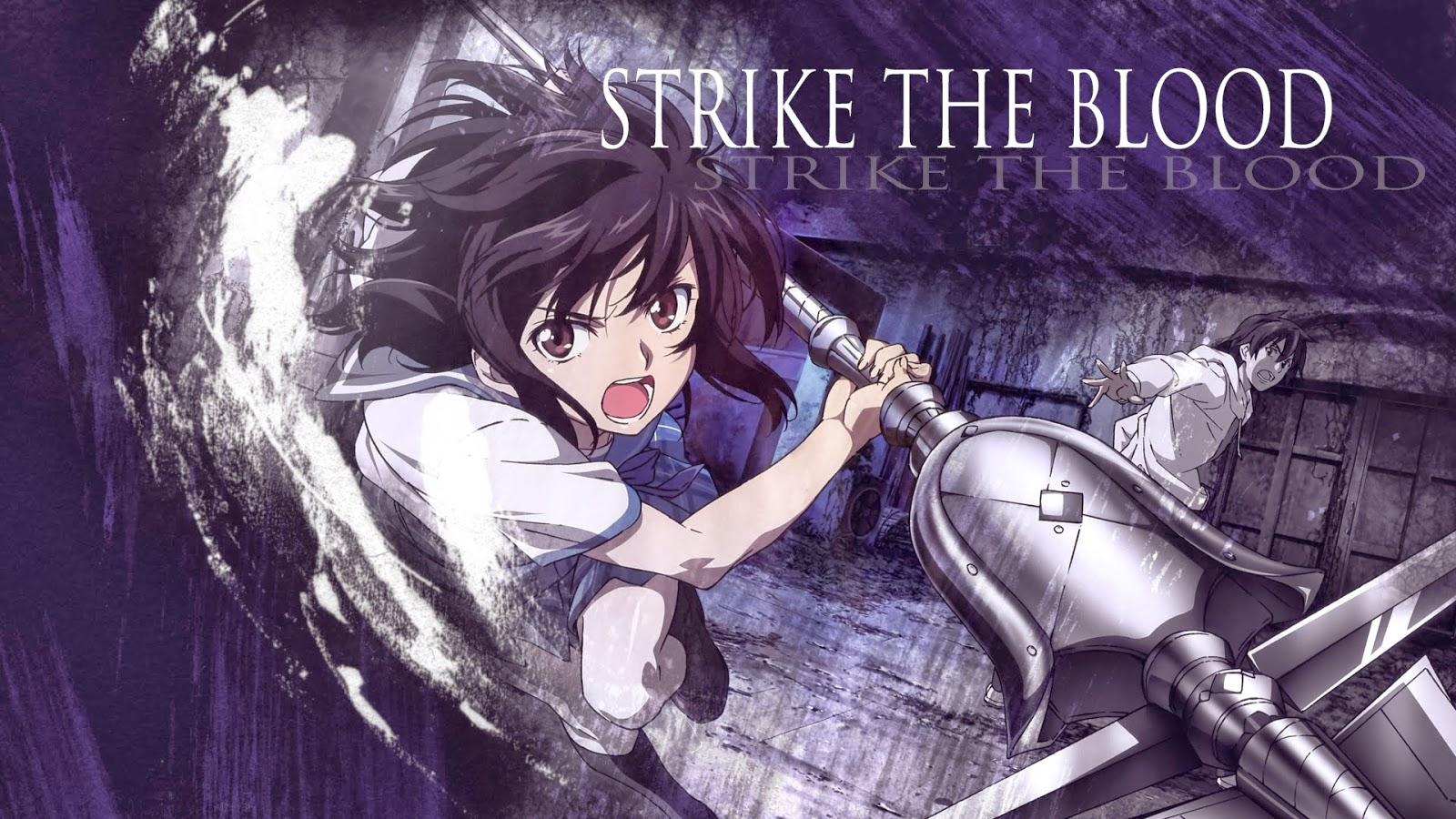 Strike The Blood Wallpaper