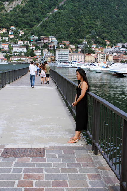 Lake Como - Thuy Pham Photography