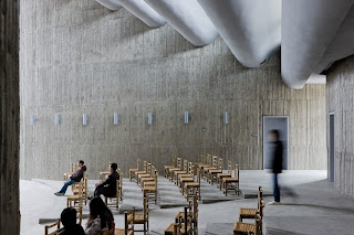 Iglesia en China O Architects