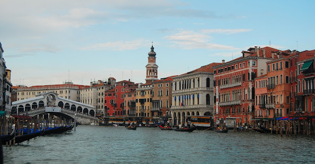 Le Grand Canal dans toute sa splendeur