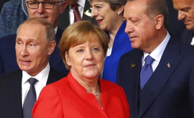 Γερμανία: Ελπίζουμε σε συνέχιση της εποικοδομητικής σχέσης με την Τουρκία