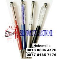 Souvenir pen Kristal - Elegant Crystal Pulpen
