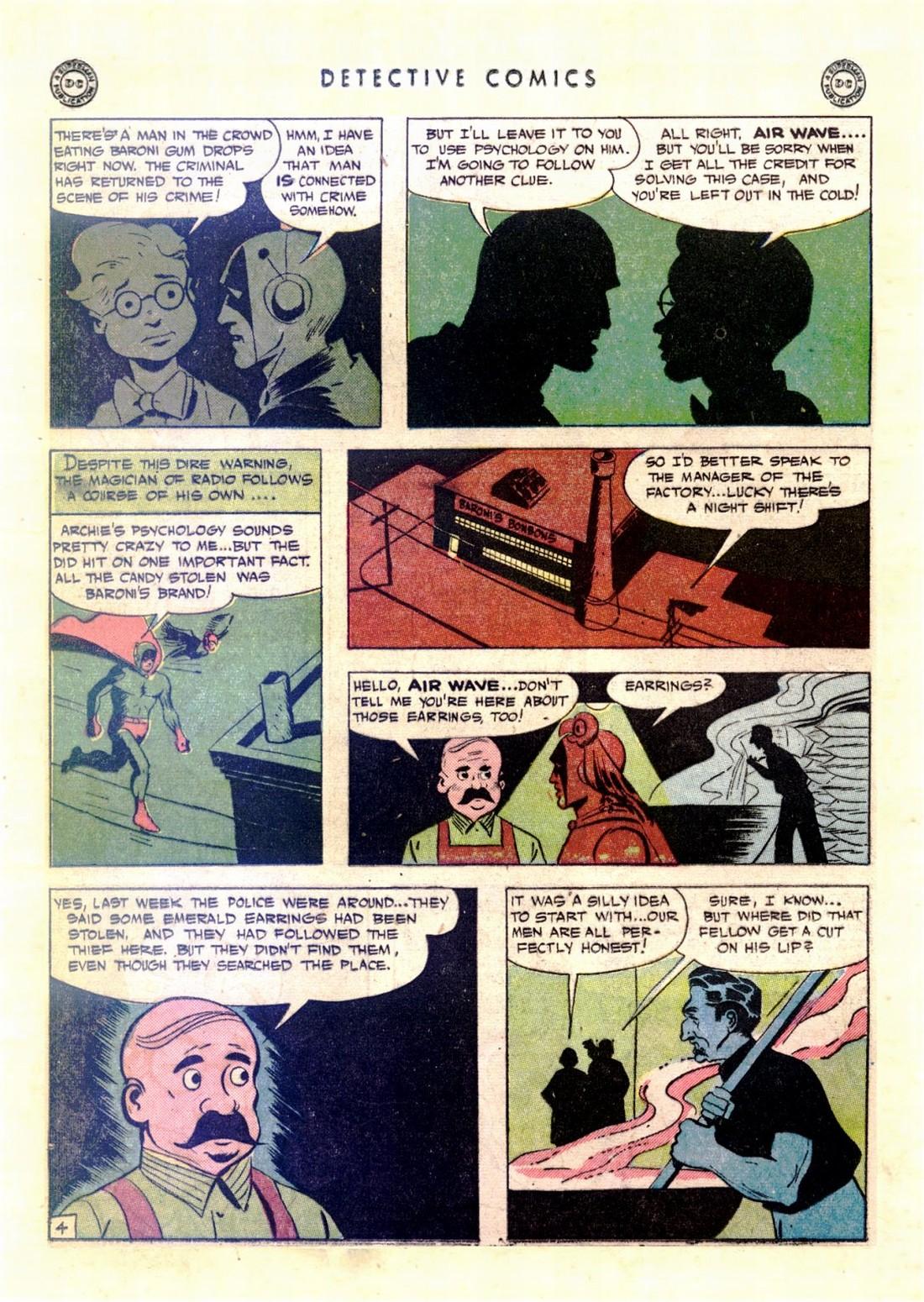 Read online Detective Comics (1937) comic -  Issue #103 - 34