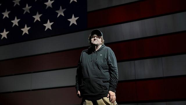 """Michael Moore: """"Estados Unidos podrá estar en sus últimos días de democracia"""""""