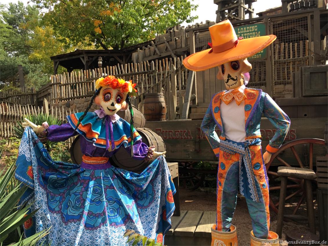 Disneyland Paris - Dia del los Muertas - Halloween