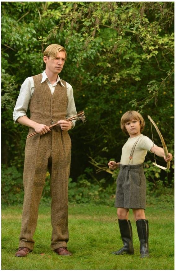 Poster do filme Goodbye Christopher Robin