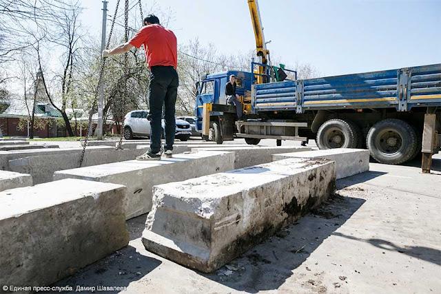 «Никакой стройки за центральным универмагом не будет» Сергиев Посад