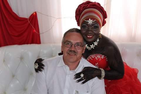 Singer NYOTA NDOGO Reveals Who Was Responsible For Her Wedding Day 'MAKE-UP FAIL! (Do You Believe Her?)