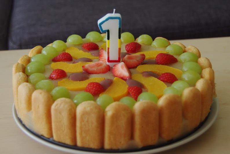dorty pro děti k prvním narozeninám kivi: Dort pro roční dítě dorty pro děti k prvním narozeninám
