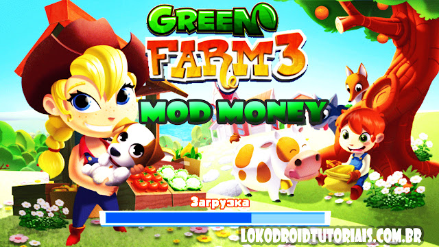 Green farm 3 Mod Money