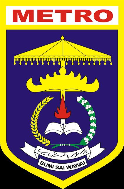 Download Logo Kota Metro Lampung PNG