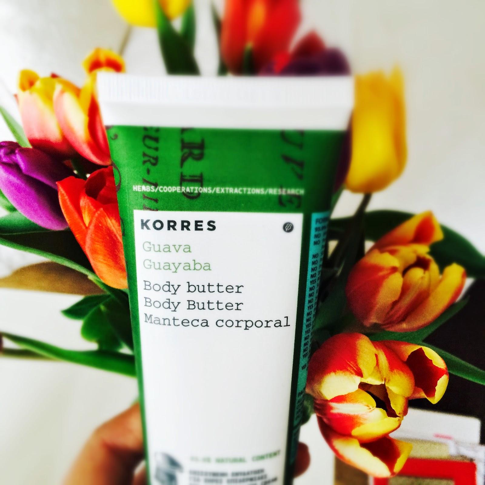 Skin Quenchers / moisturisers korres