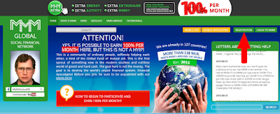 Sign Up in MMM Global