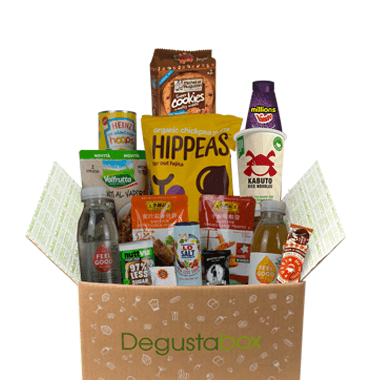The Degusta October 2017 Box (Review)