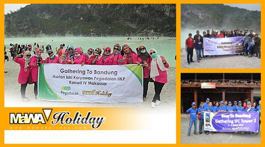 Paket Wisata Bandung Pemberangkatan Sulawesi Selatan