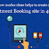 How zocdoc clone helps to create an appointment booking site in 48 hours?