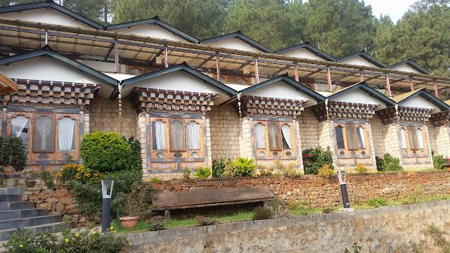 Hotel Vara Punakha