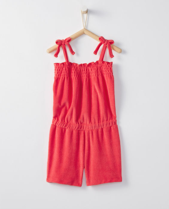 Hanna Andersson Terry Cloth Romper