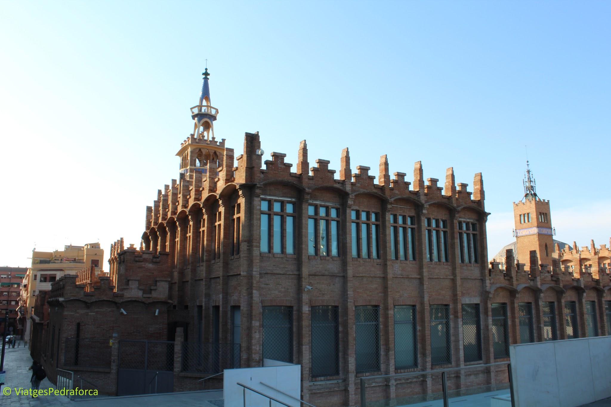 Ruta del modernisme per Barcelona, Catalunya