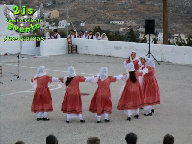 ΕΚΘΕΣΗ ΦΩΤΟΓΡΑΦΙΑΣ ΣΥΡΟΣ DJ ΓΛΕΝΤΙ ΠΡΟΤΖΕΚΤΟΡΑΣ ΕΝΟΙΚΙΑΣΗ SYROS2JS EVENTS