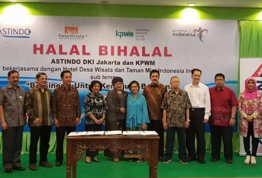 Jalin Kerjasama, Hotel Desa Wisata Siap Jadi Hunian Atlet Asian Games 2018