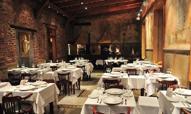 Restaurantes românticos em Córdoba