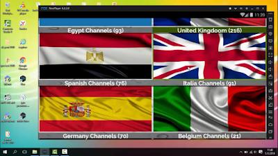 Star7 live TV iptv Uygulaması Tüm Dünyada Kanallari izleyin