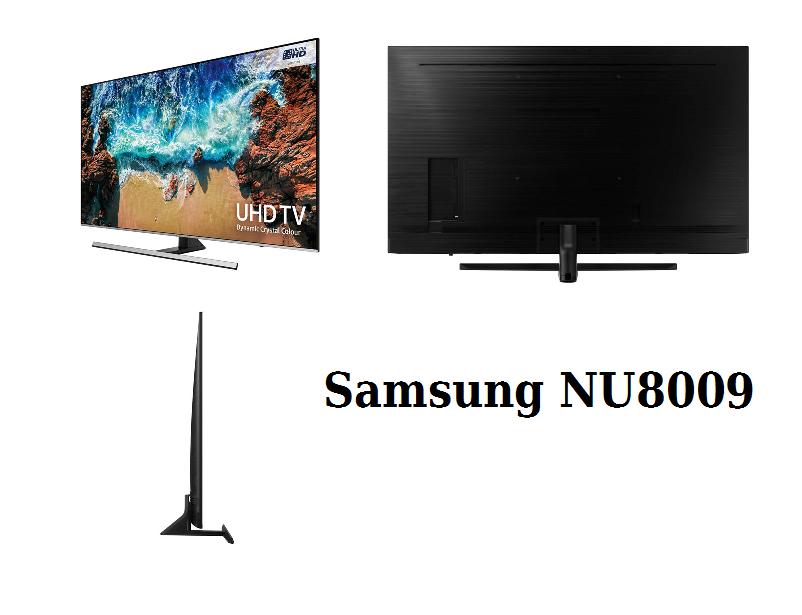 Samsung Nu8009 Bildeinstellungen