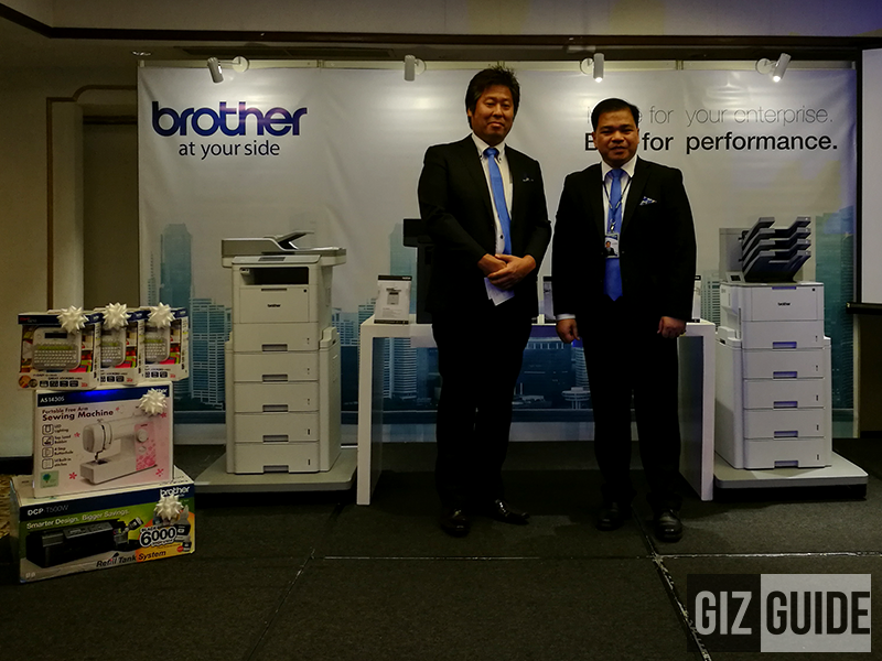 Brother Launches The Mono Laser Series In PH Designed For Your Serious Business!
