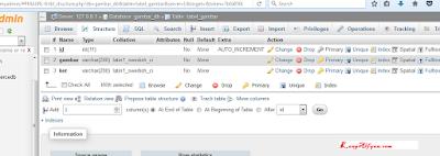 Cara Membuat upload gambar dengan preview menggunakan php dan javascript ke dalam database mysql