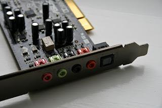 Mengenal jenis soundcard yang sering dipakai