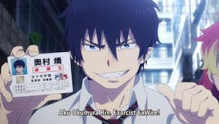 Ao no Exorcist S2: Kyoto Fujouou-hen Eps 1 Subtitle Indonesia