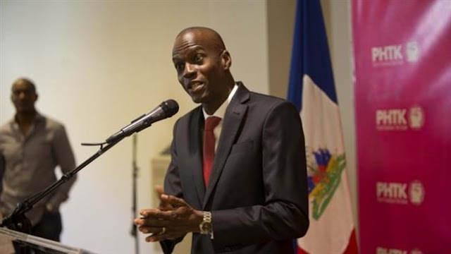 Haitians elect banana exporter Jovenel Moise as president
