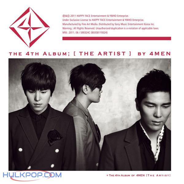 4Men – Vol.4 The Artist (ITUNES MATCH AAC M4A)