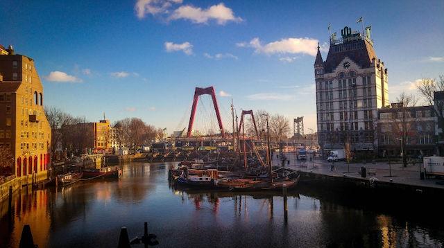 Seguro viagem para Roterdã