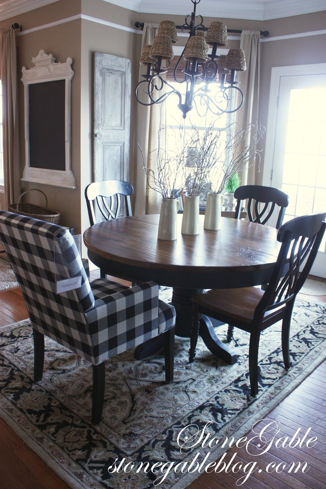 Comfy Dining Chairs With Arms