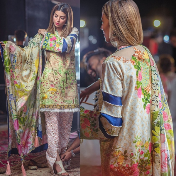 Latest Eid Collection 2017 by Rungrez With Price